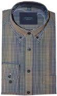 Eterna Shirt - 2124/45 X844 - Beige